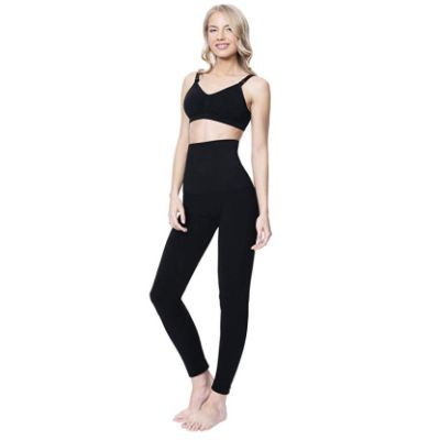 Mothers Essentials Maternity Leggings Front