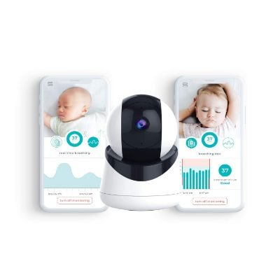 Smart Beat baby breathing monitor