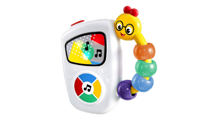 The Baby Einstein Take Along Tunes musical toy