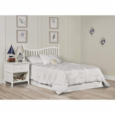 dream on me violet 7-in-1 convertible crib bed