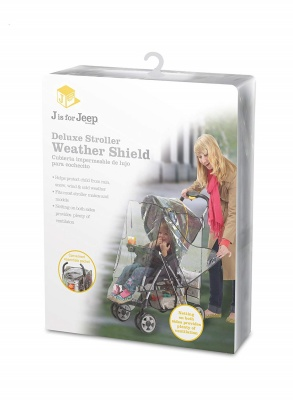 jeep deluxe shield stroller cover pack