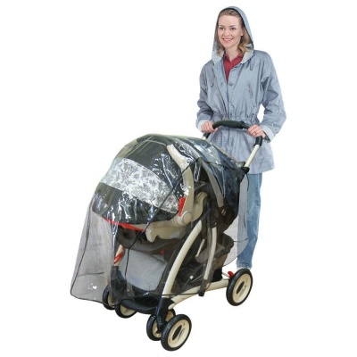 jeep waterproof shield stroller cover transparent