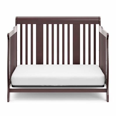 storkcraft tuscany 4-in-1 convertible crib mattress