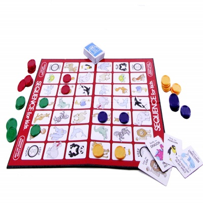 sequence board game for teens