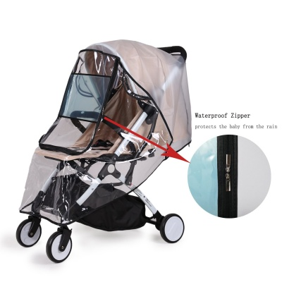 bemece universal stroller cover features