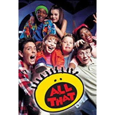 all that season 1 nickelodeon show cover