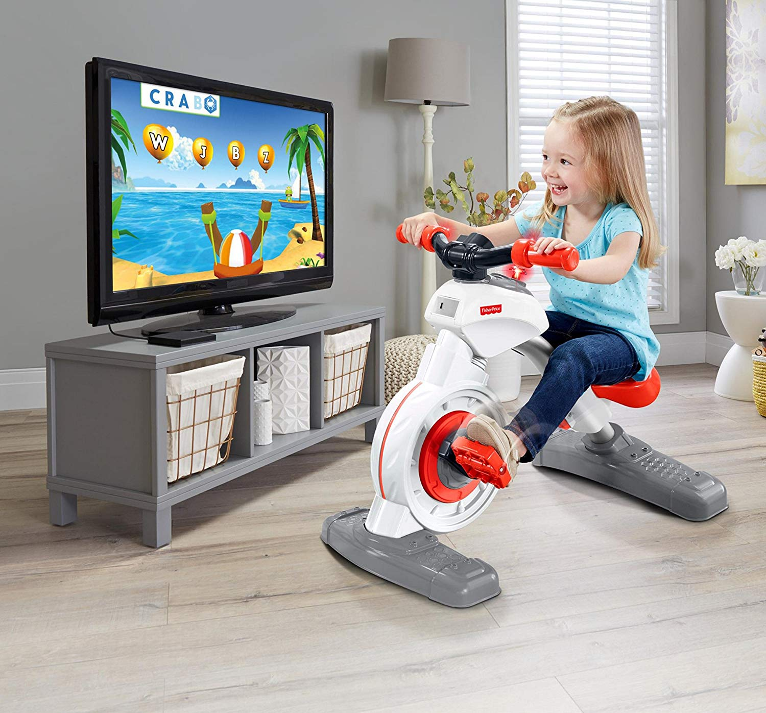 fisher-price think and learn smart cycle 3 ways to play