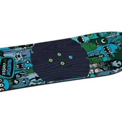 burton chopper snowboard for kids top