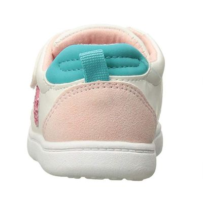carter's every step baby walking shoe back synthetic