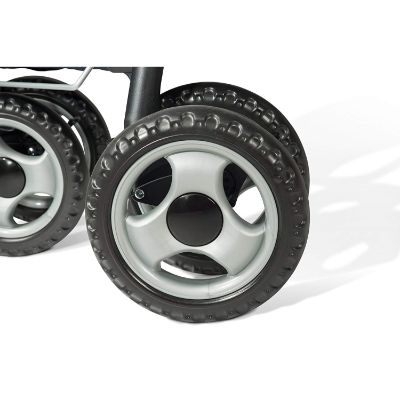 childcraft sport quad triplet stroller wheels