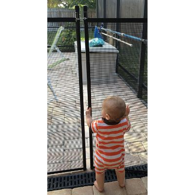 Classic Guard Mesh Fence Best Pool Fences safety