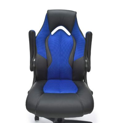 essentials racing gaming chair for kids ergonomic