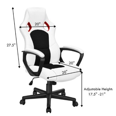 giantex gaming chair for kids size