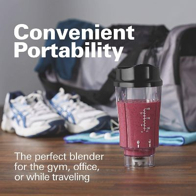 hamilton beach 51102 blender portable