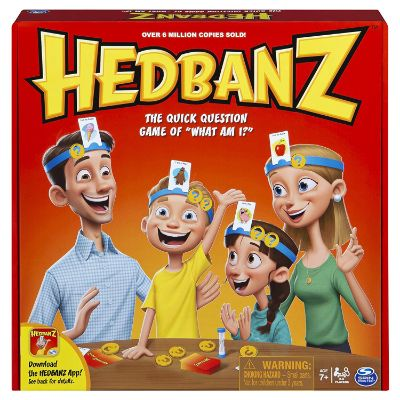 HedBanz Game Box