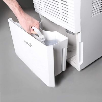Ivation 70 Pint Dehumidifier Water Drawer