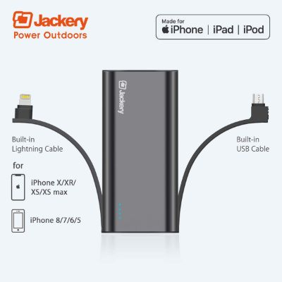 Jackery Portable Charger Phone Types
