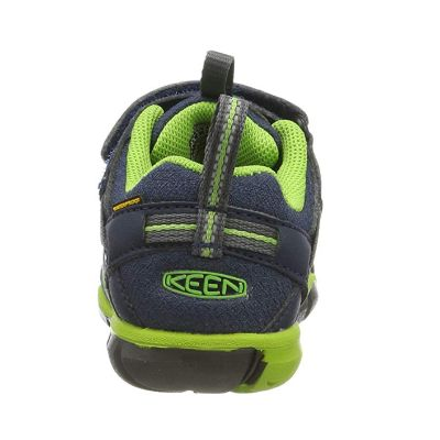 keen unisex kids hiking boots back
