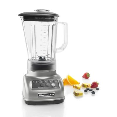 kitchenAid KSB1570SL 5-speed blender pulse mode
