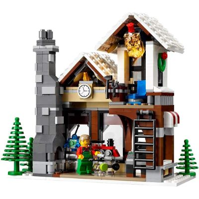 LEGO Creator Winter Toy Shop Toy Makers