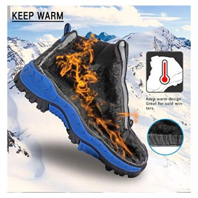 littleplum kids hiking boots temperature