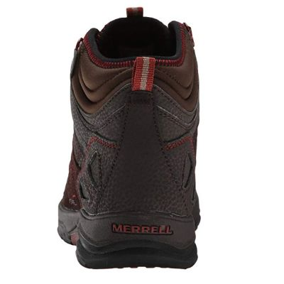 Merrell Capra kids hiking boots Back