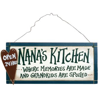 Best Christmas Gift Grandma Ohio Wholesale Sign Nana