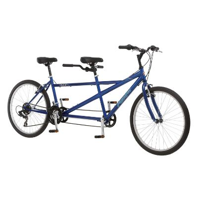 Pacific Dualie Tandem Bicycle Angle