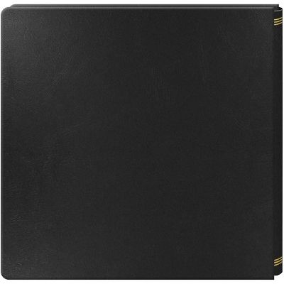 Pioneer Large Magnetic X-Pando family photo album back view