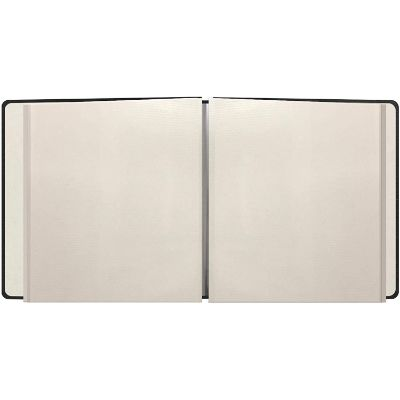 Pioneer Large Magnetic X-Pando family photo album  inside view
