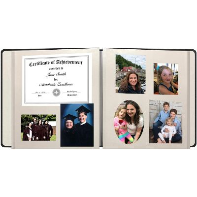 Pioneer Large Magnetic X-Pando family photo album picture display