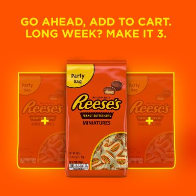 Reese's Peanut Butter Cups Miniature pack