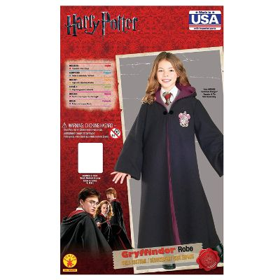 harry potter deluxe halloween costume for kids package