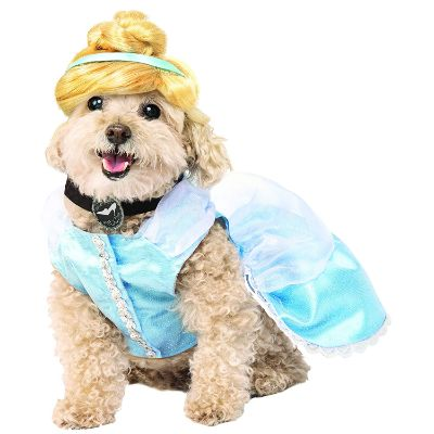 disney princess halloween dog costume cinderella