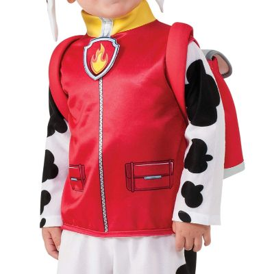 paw patrol marshall halloween costume for kids vest