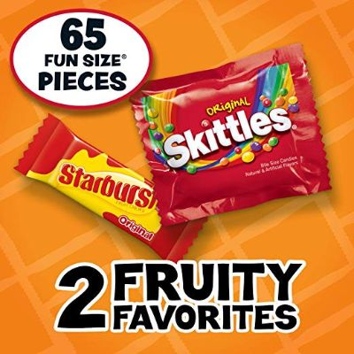 Candy Fun Size & Minis  65 pieces