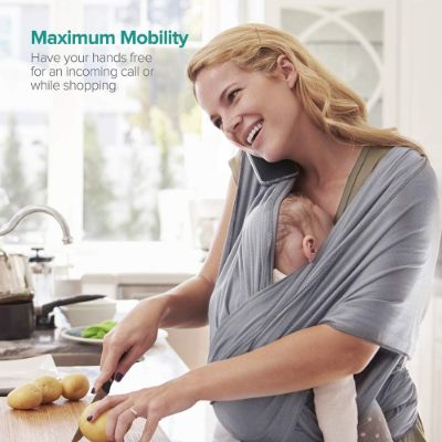 sable wrap cover twin carrier mobility