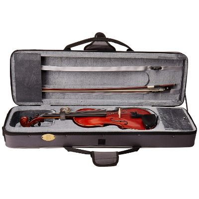 Stentor 1550 4-String Open Case
