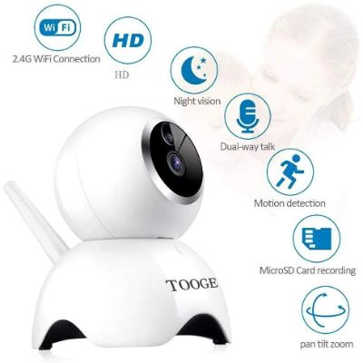 TOOGE Pet Camera Features