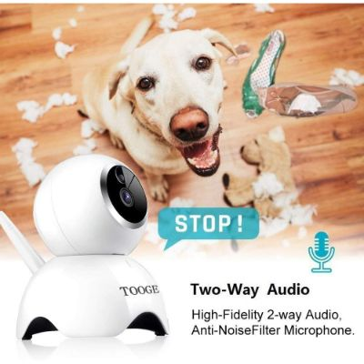 TOOGE Pet Camera Dog