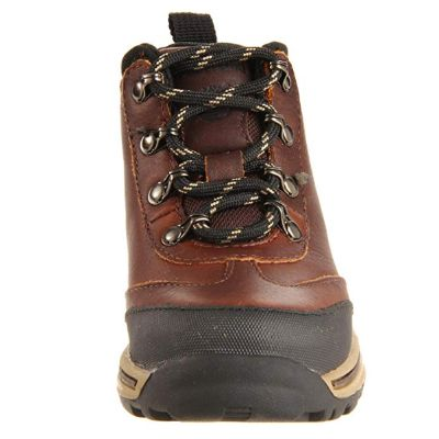 timberland back road kids hiking boots front