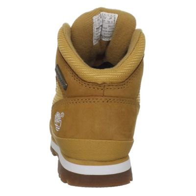 Timberland Euro kids hiking boots Back