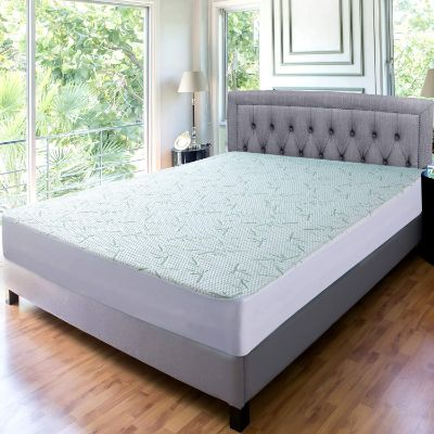 utopia bamboo mattress protector for kids queen size
