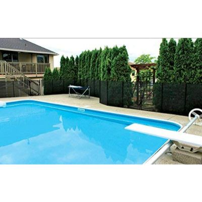 XtremepowerUS 4' X 12' Best Pool Fences pool