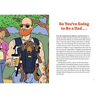 we're pregnant book on fatherhood