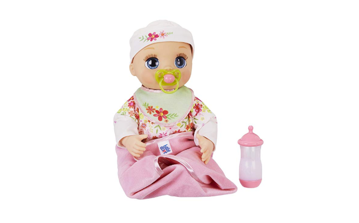 Baby Alive Real As Can Be Baby play set