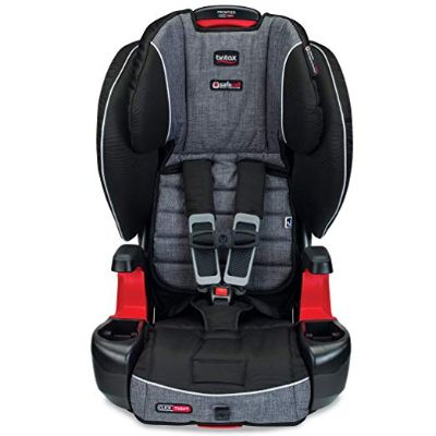 britax frontier high back booster seat impact protection