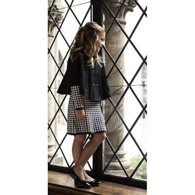 hope and henry houndstooth dress