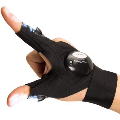 thxtoms fingerless flashlight gloves