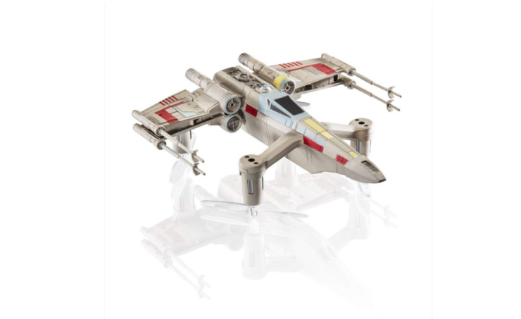 star wars propel quadcopter x wing 3 speed settings